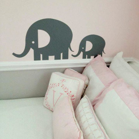 Elephant Wall Decals Db254