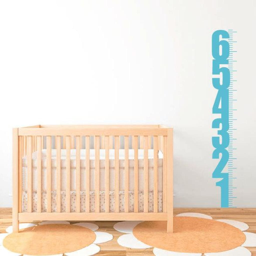 Growth Chart Decal In Centimeters Db332