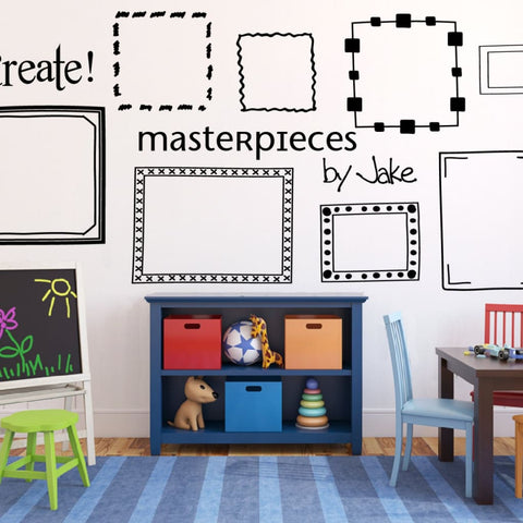 Kids Art Display Frames Db406