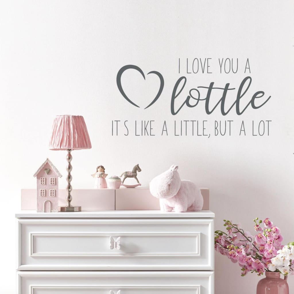 Love Wall Art Decals Rb114