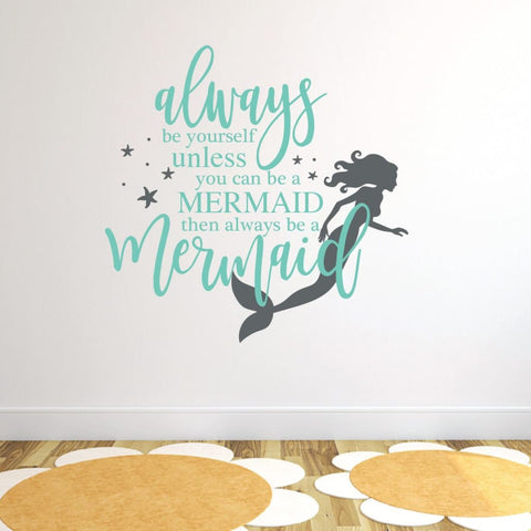 Mermaid Wall Decor Rb109