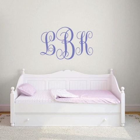 Monogram Stickers Db364