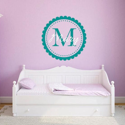 Name Wall Decal Db184