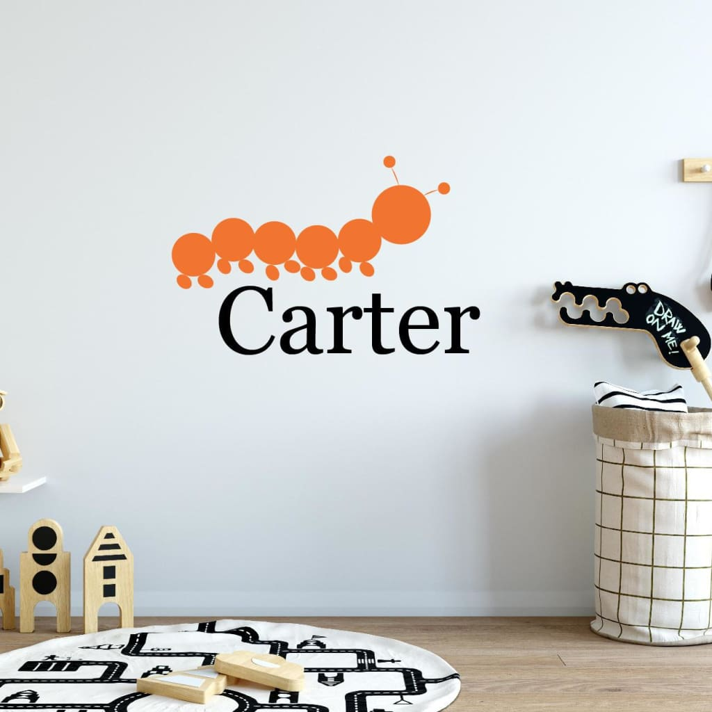 Name Wall Decals Db253