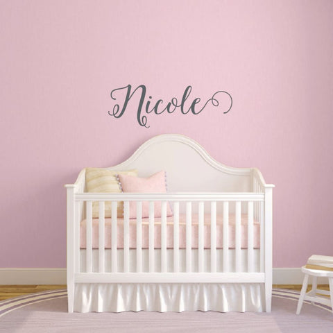 Name Wall Decals For Kids 401