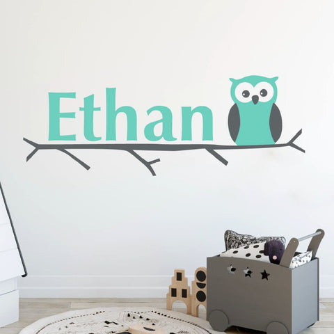 Owl Wall Decals Db167