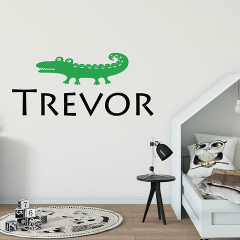 Personalized Name Wall Decals Db339
