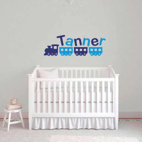 Personalized Name Wall Decals Db344