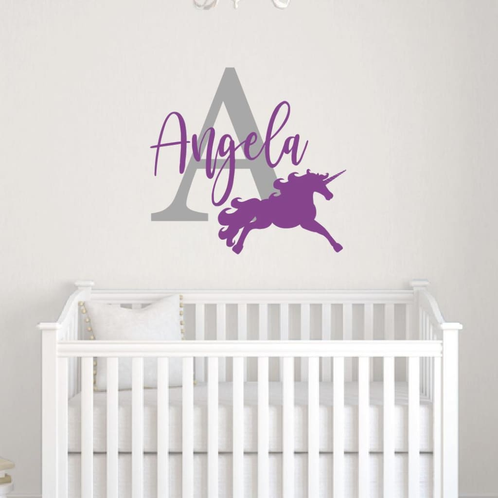 Personalized Wall Decal Rb108