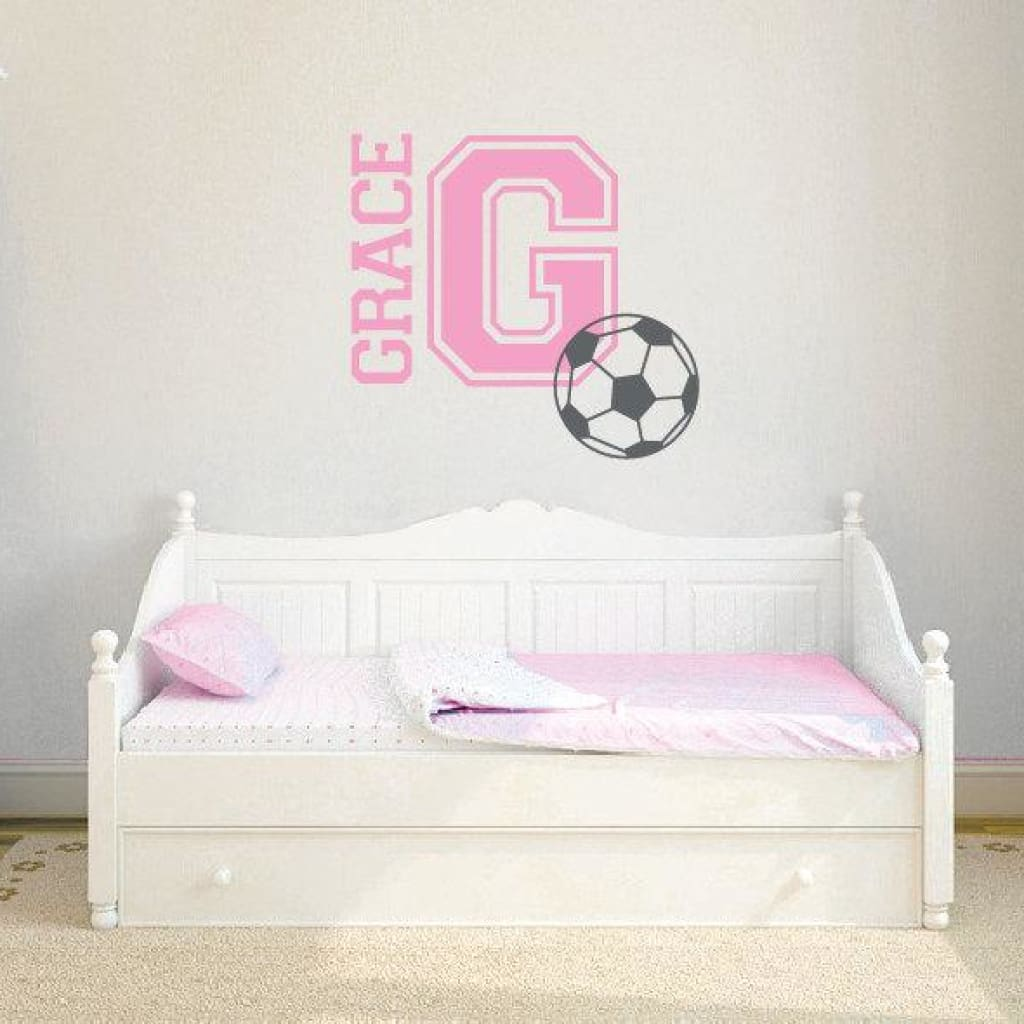 Personalized Wall Decals Db396