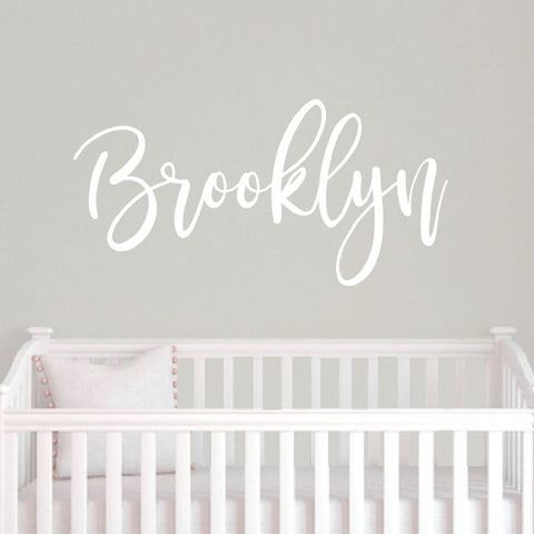 Personalized Wall Sticker Rb100