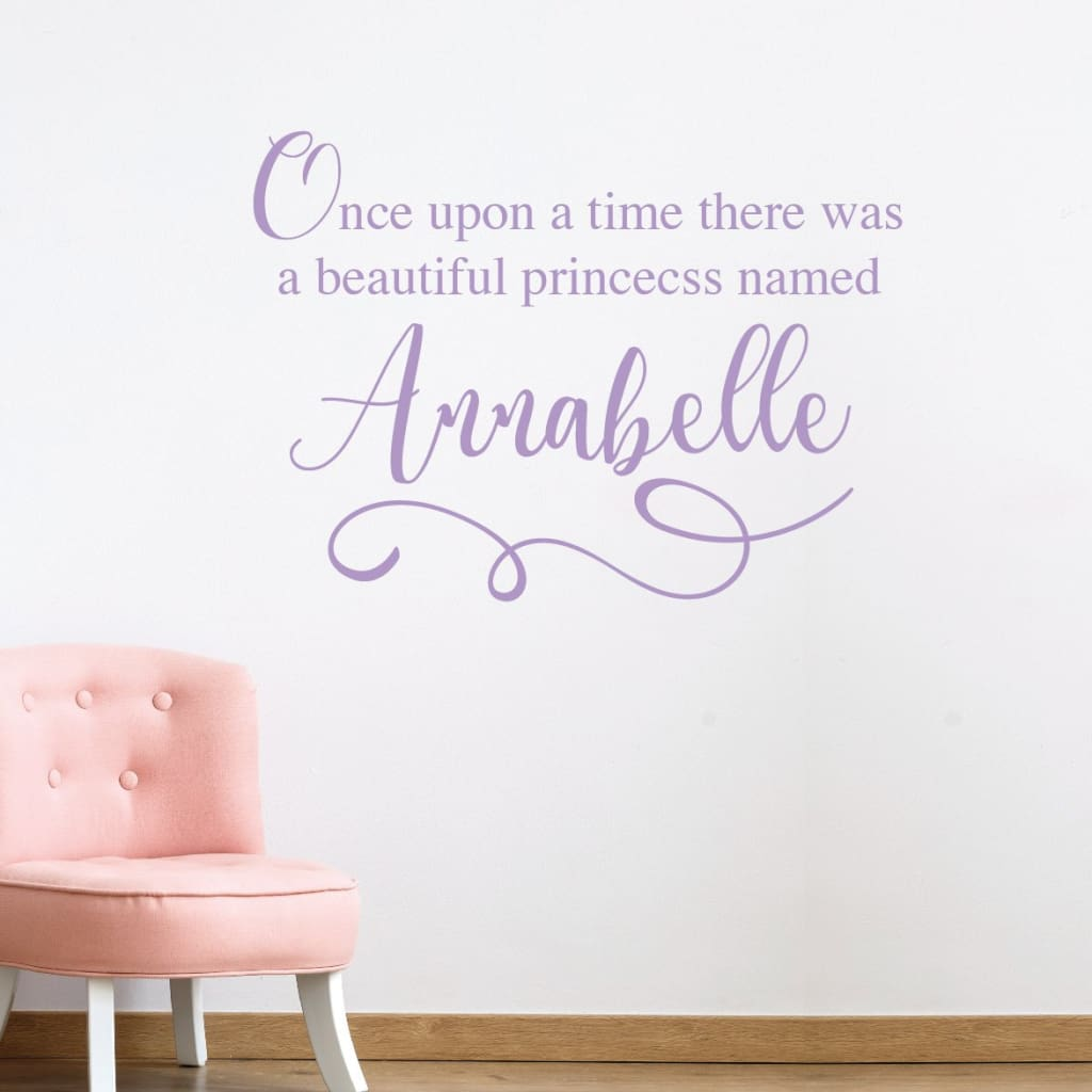 Princess Room Decor R127