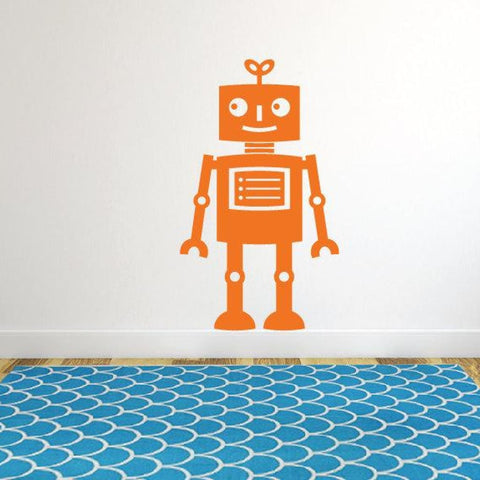 Robot Wall Stickers For Kids Db368
