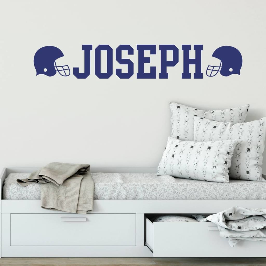 Sports Decals Personalized Wall Decals Db102