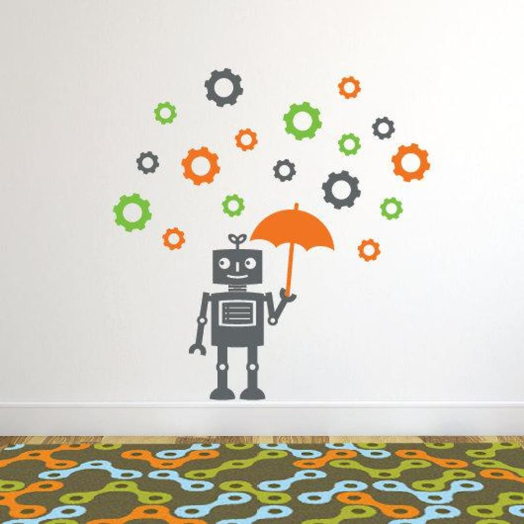Sticker Robot Db340
