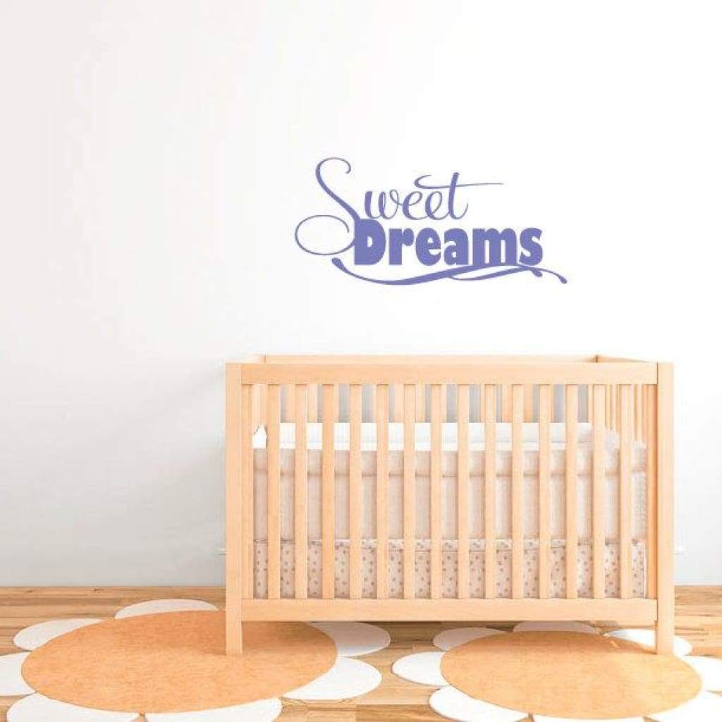Sweet Dreams Wall Decal Db341