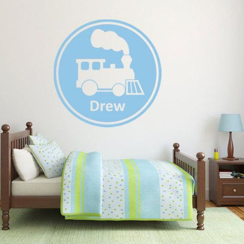 Thomas The Train Wall Decals Db185