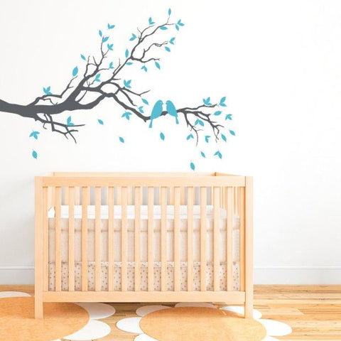 Tree Branch Wall Decal Db197