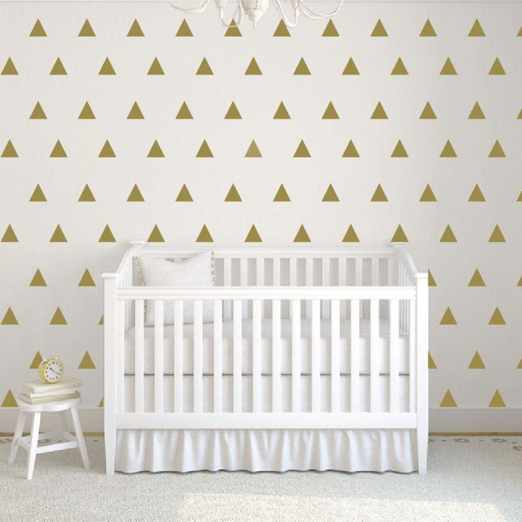 Triangle Wall Decal Db392