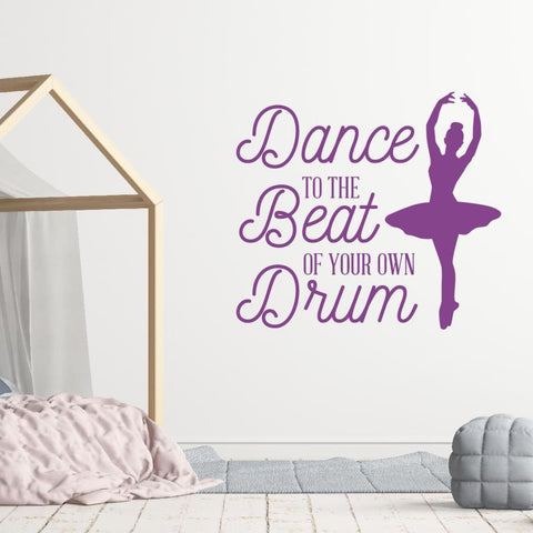 Wall Art Decals Dance Wall Art Db453