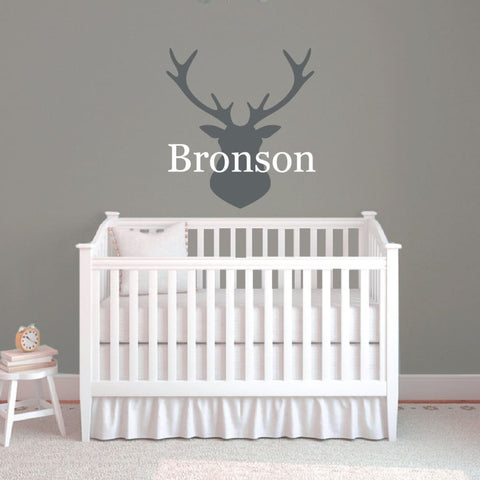 Woodland Nursery Decor B435