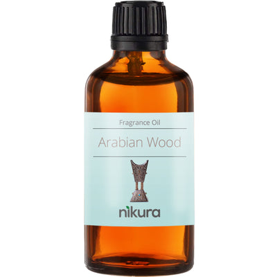 Arabian Wood Fragrance Oil