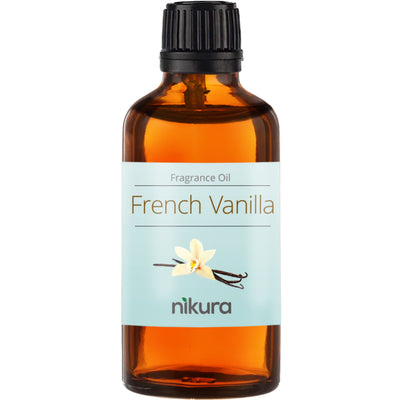Vanilla (French) Fragrance Oil