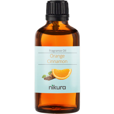 Orange Cinnamon Fragrance Oil
