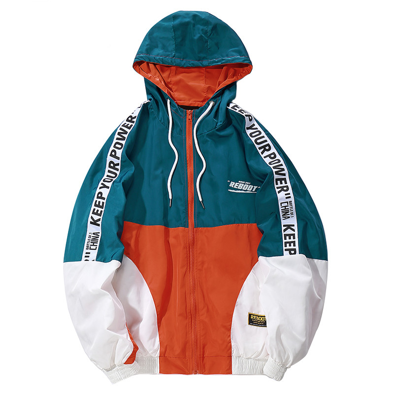 New Wave Windbreaker v2