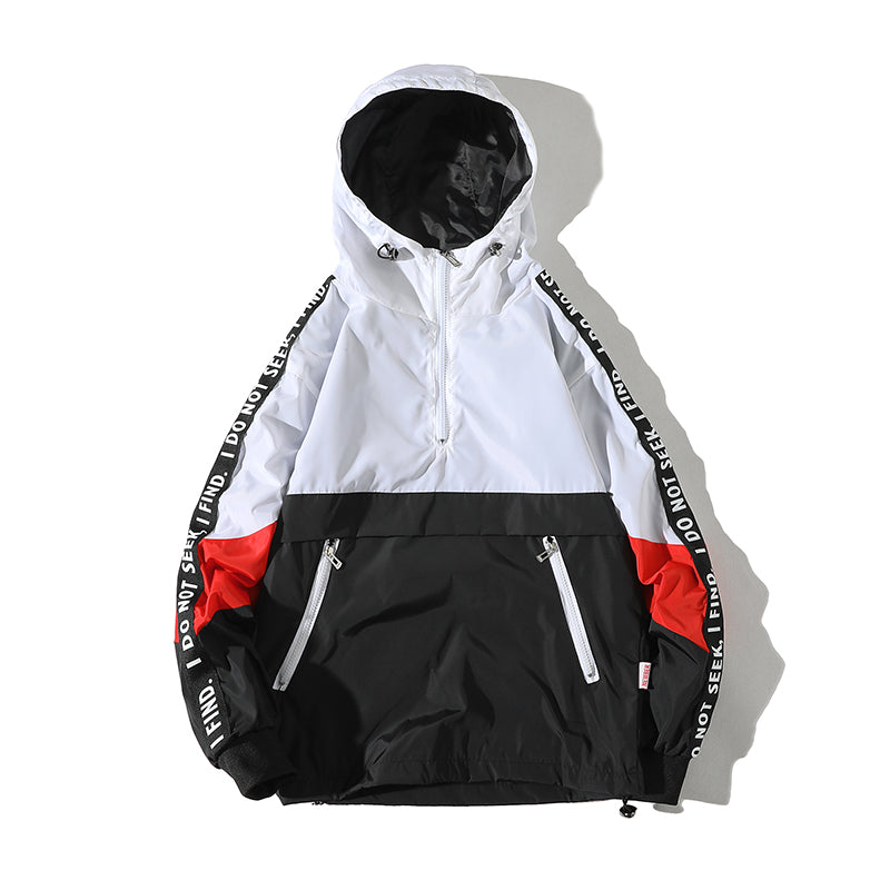 New Wave Windbreaker