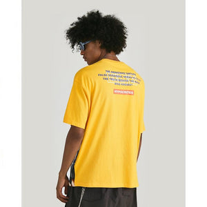Yellow Hypocrites T-Shirt
