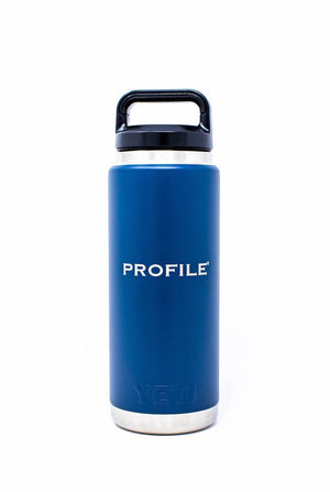 Profile Yeti Water Bottle - Profile 4 Men