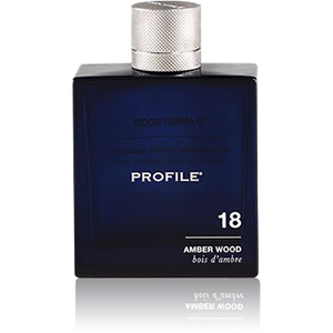 18 Amber Wood Fragrance - Profile 4 Men