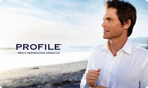 Profile Gift Card - Profile 4 Men
