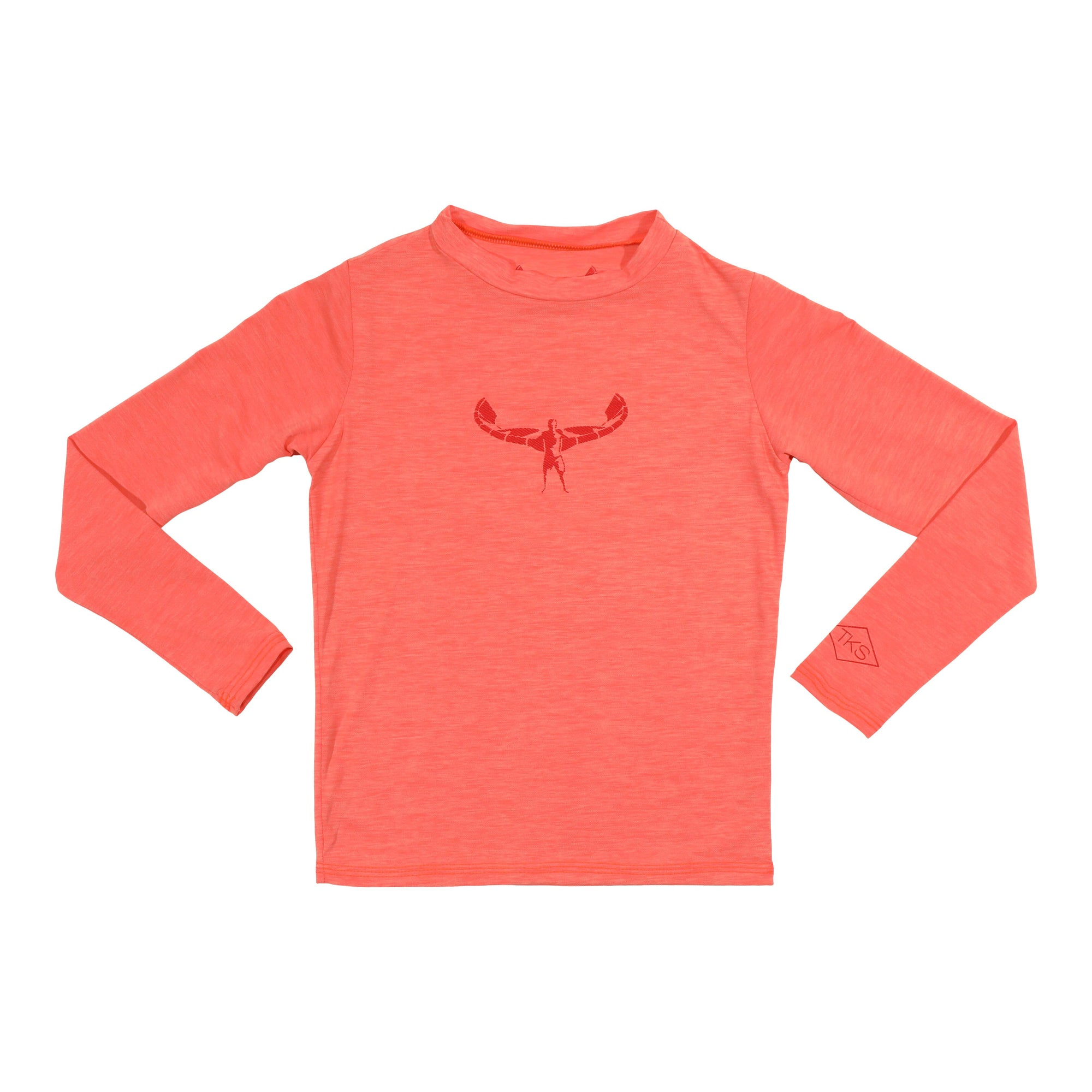 TKS MIAMI KIDS SUNSHIRT LOOSE FIT CORAL UV 30