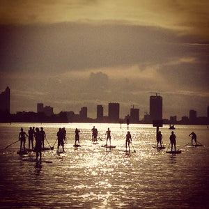 STAND UP PADDLEBOARD LESSON AND TOURS