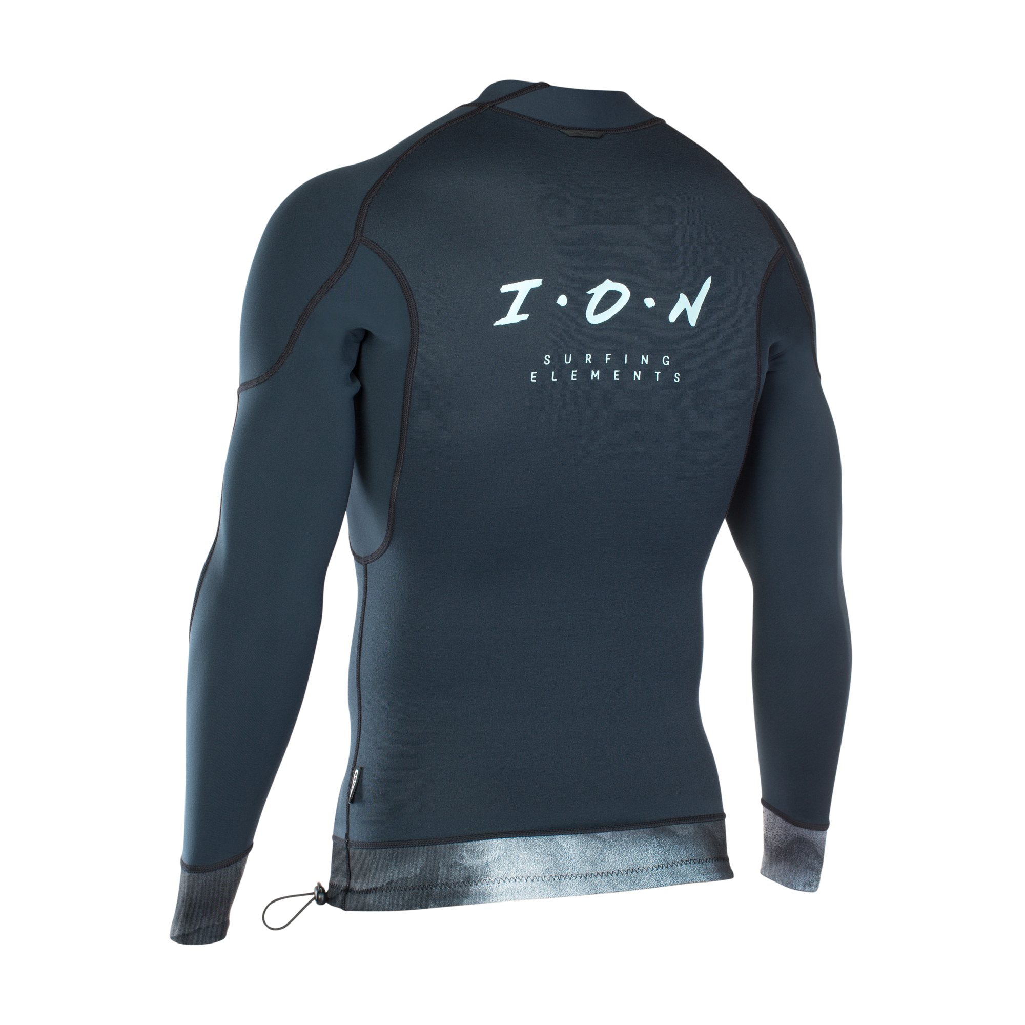 ION MENS NEO TOP LS BLACK .5MM
