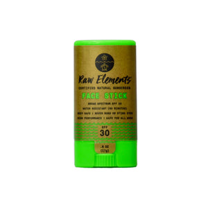 RAW ELEMENTS FACE STICK 30 +