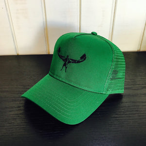 TKS TRUCKER GREEN/BLACK