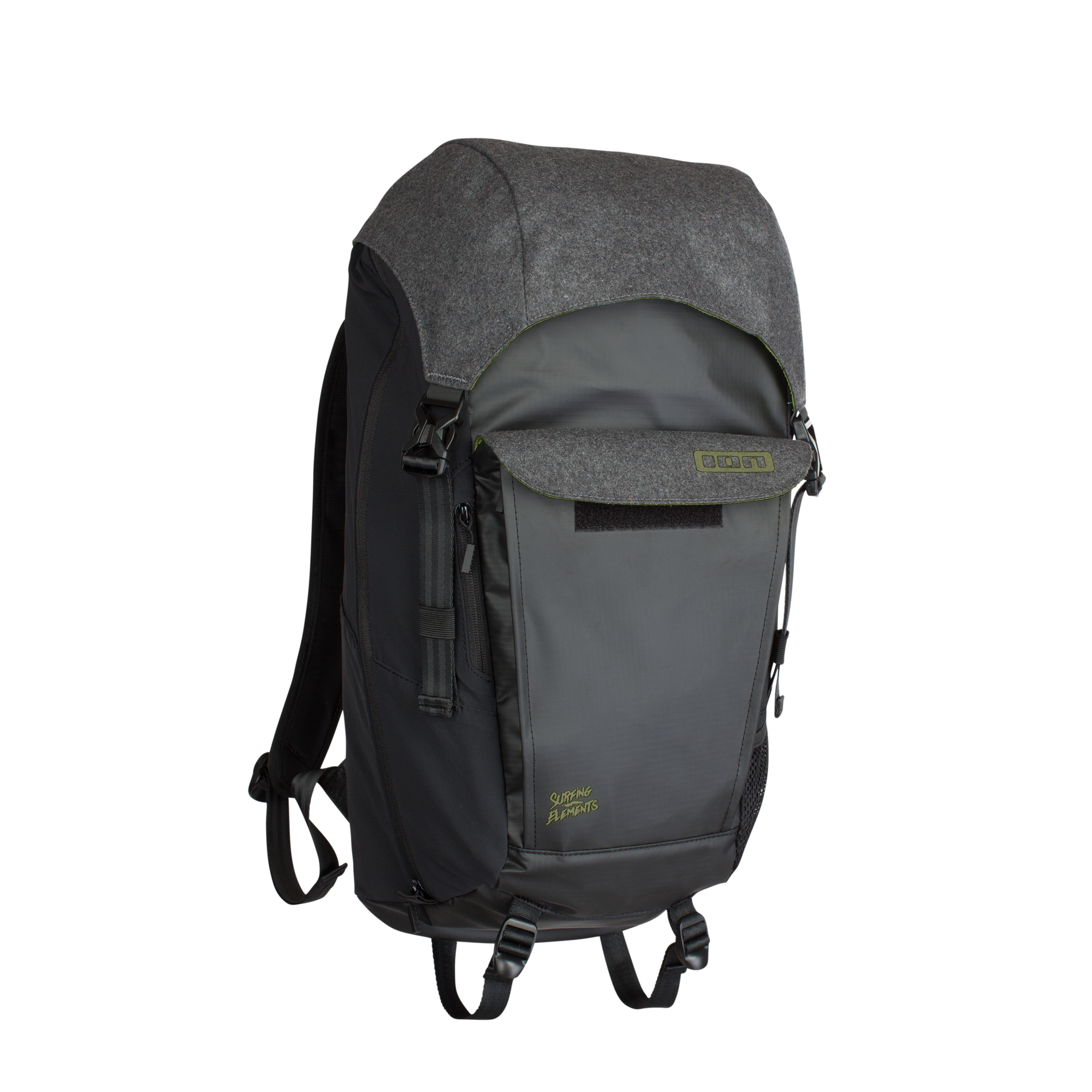 ION MISSION PACK 40L BLACK