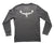 TKS Antix Sunshirt - Charcoal Heather LS
