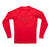 TKS MIAMI KIDS SUNSHIRT TIGHT RED UV 50