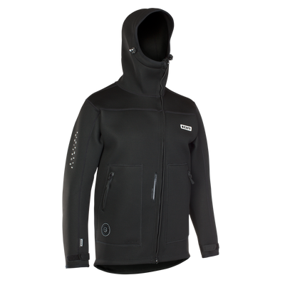ION MENS NEO SHELTER AMP JACKET BLACK