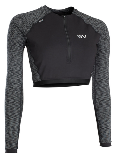 ION MUSE SHORTY WOMEN RASHGUARD  LS