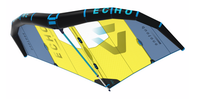 Duotone Echo Wing 4mt, the newest in water sports. Foil wing is easy to learn
