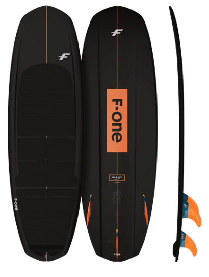 F-ONE MAGNET CARBON BOARD 2021