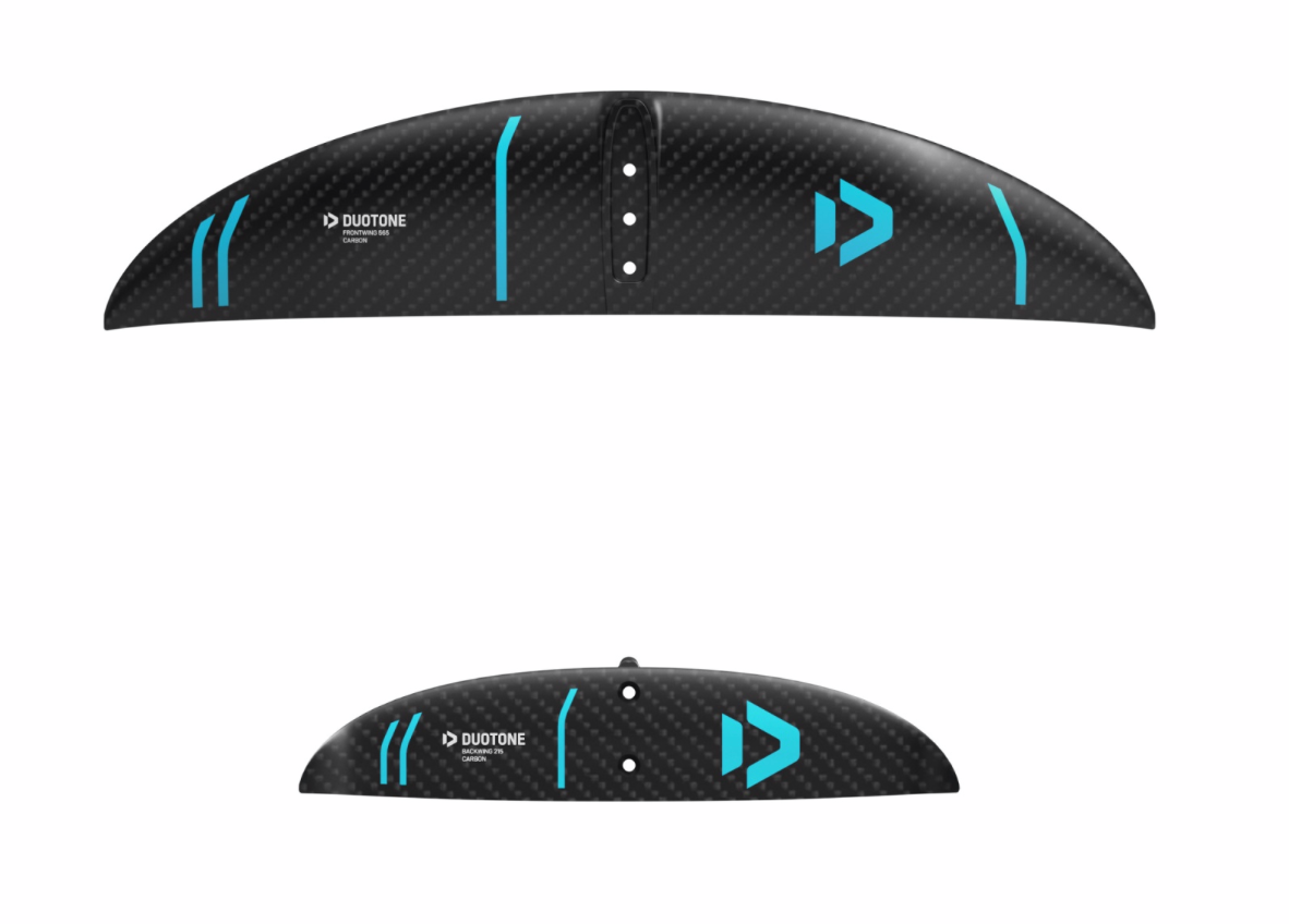 DUOTONE FOIL GT CARBON 565/700 WING SETS