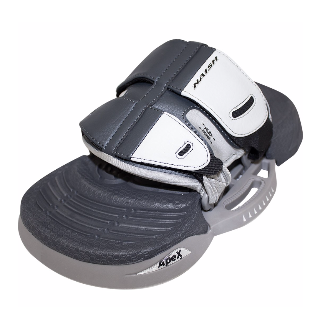 NAISH APEX FOOTSTRAPS 2020