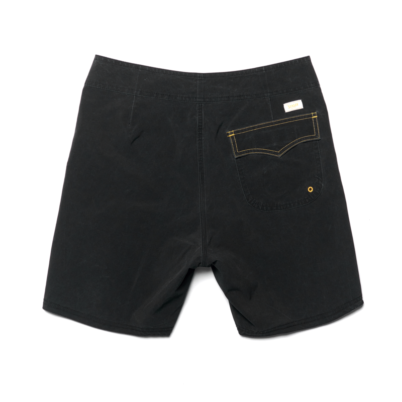 SEAGER CO. STANDOFF TRUNKS CHARCOAL