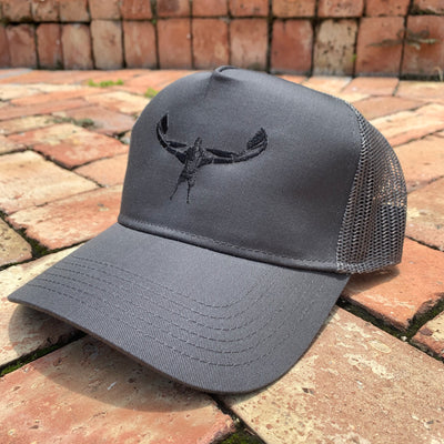 TKS TRUCKER CHARCOAL/BLACK